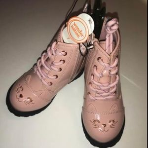 New Boots 50% Off Retail- Toddler/Girl Size 7